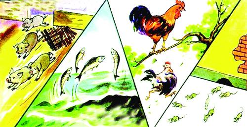 壁纸 动漫 卡通 昆虫 漫画 头像 桌面 500_258图片