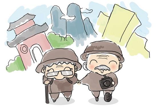 国内适合老人旅游的地方有哪些?  中国家庭里当父母的总是为孩子操心,而且这一操心就是大半辈子,到步入老年,等到孩子都有稳定的事业家庭,才得闲出去看看世界,孩子们也都想着父母可以趁着身体硬朗的时候充实一下自己,多出去走走,留下幸福的身影。老人出去旅游考虑的因素比较多,究竟国内适合老人旅游的地方有哪些呢? 老人的身体不如年轻人那般经得起折腾,所以出门旅游时就需要多方面的考虑,比如安全、环境、交通等等。一般情况下,老人去旅游还是选择一些比较平稳、安全、似乎不那么耗费体力的地方,一起看下小墨整理的国内适合老人旅游