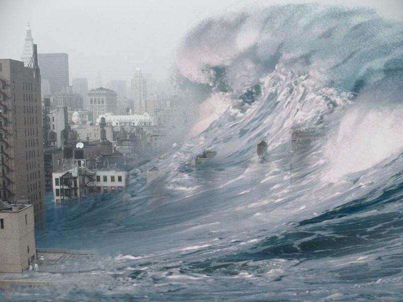 海嘯分類  喜歡看災難片的墨友們一定對海嘯不陌生,《后天》里侵蝕了整個美利堅的海嘯,《2012》里對整個地球幾乎毀滅性的海嘯,更不用說各種以海嘯為主題的災難片《大海嘯》、《海嘯奇跡》相信墨友們心里面對海嘯一定又是恨又充滿了無奈,但是只有更了解大自然,才能更好地與大自然共處,創造出更適宜人類生活的環境,所以小墨今天就給大家講一下海嘯的分類和成因~ 海嘯按成因可分為三類:地震海嘯、火山海嘯、滑坡海嘯。地震海嘯是海底發生地震時,海底地形急劇升降變動引起海水強烈擾動。其機制有兩種形式:下降型海嘯和隆起型