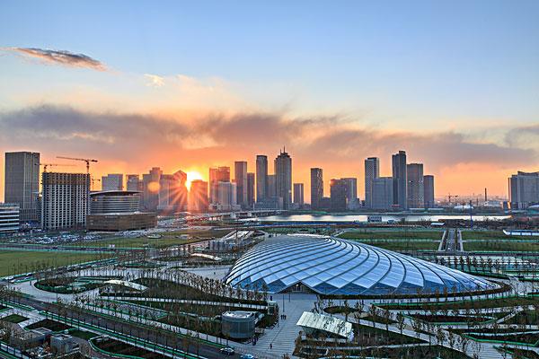 天津滨海新区塘沽开发区